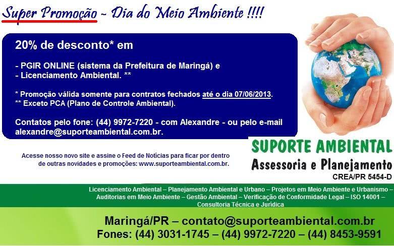 Promocao2013-diadomeioambiente